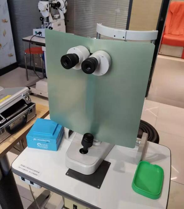 【保障】普瑞眼科用行动保障就诊朋友安全